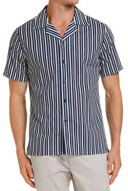 Willem Striped Short Sleeve Shirt