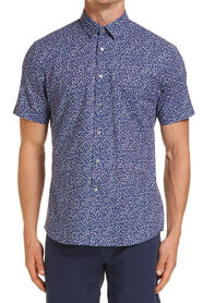 Durack Printed Short Sleeve Shirt