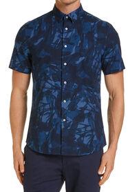 Morris Printed Short Sleeve Shirt