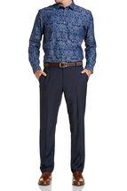 Long Sleeve Tapered Flemington Shirt