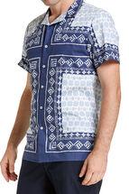 Short Sleeve Tapered James Shirt