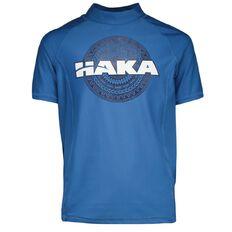 Haka Boys' Rash Vest