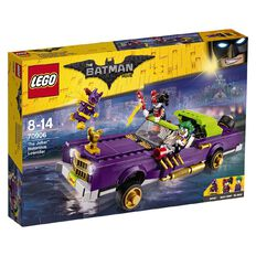 Batman LEGO The Joker  Notorious Lowrider  70906
