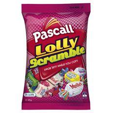 Pascall Lolly Scramble 185g