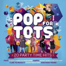 Pop for Tots CD by Various Artists 1Disc
