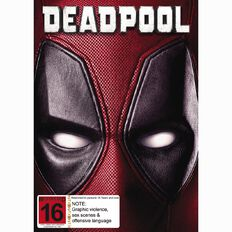 Deadpool DVD 1Disc