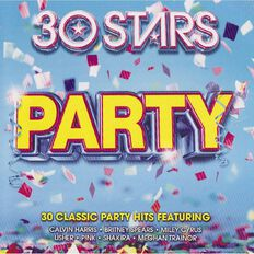 30 Stars Party CD by Various Artists 2Disc