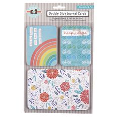 Rosie's Studio Rosie's Lifestyles Journal Come Out & Play 40 Pack