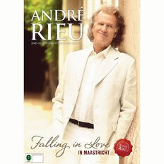 Falling in Love in Maastricht DVD by Andre Rieu 1Disc