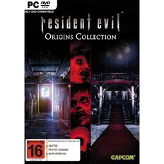 PC Games Resident Evil Origins Double Pack