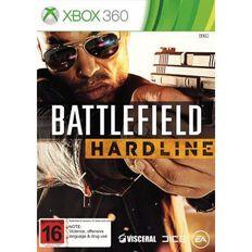 Xbox360 Battlefield Hardline