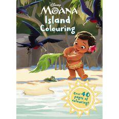Disney Moana Colouring Book