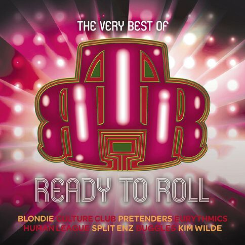 The Very Best of Ready To Roll CD by Various Artists 2Disc