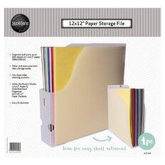 Rosie's Studio Paper Holder 12in x 12in
