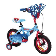 Spider-Man Bike 12 inch
