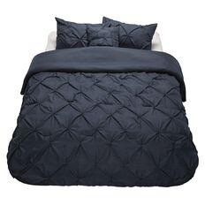 Elemis Comforter Set Pintuck