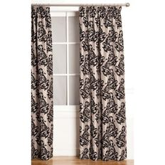 Maison d'Or Curtains Trieste Pebble