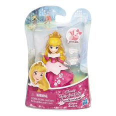 Disney Princess Small Doll 3 inch Assorted