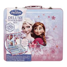 Frozen Deluxe Stationery Tin Set
