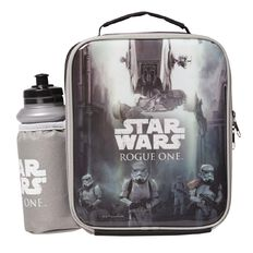 Star Wars Disney Lunch Bag & Bottle