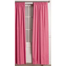 Kids Napping Curtains Dreamtime Raspberry
