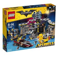 Batman LEGO Batcave Break-in 70909