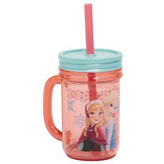 Frozen Mason Jar with Handle