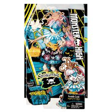 Monster High Shriekwrecked Deluxe Doll Assorted
