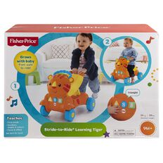 Fisher-Price Stride To Ride Tiger