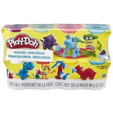 Play-Doh 4oz Cans Plus Bonus 4 Pack