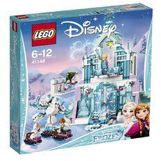 Disney Princess LEGO Elsa's Magical Ice Palace 41148