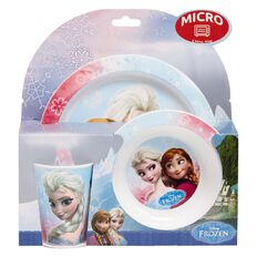 Frozen Microwave Set 3 Piece