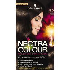 Schwarzkopf Nectra Natural Brown 5-0