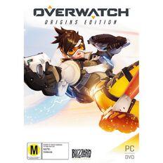 PC Games Overwatch Origins Edition