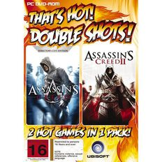 PC Games Thats Hot Double Shots Assassins Creed 1 & 2
