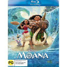 Moana Blu-ray 1Disc
