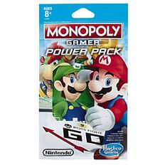 Monopoly Gamer Power Pack Game