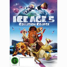 Ice Age 5 DVD 1Disc