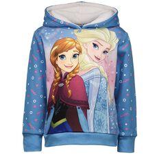Frozen Girls' Hoodie