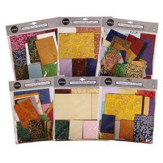 Rosie's Studio Rosie's Handmade Paper Scrap Pack