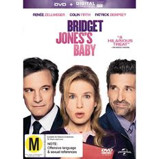 Bridget Jones's Baby DVD 1Disc
