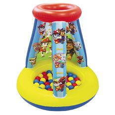 Paw Patrol Inflatable Playland with 15 Balls