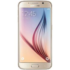 2degrees Samsung S6 32GB Gold