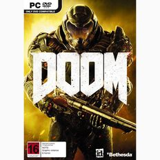 PC Games Doom