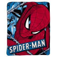 Spider-Man Polar Fleece Throw