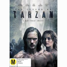 Legend of Tarzan DVD 1Disc