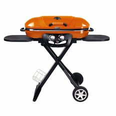 BOXX 2 Burner Portable Gas Grill BBQ