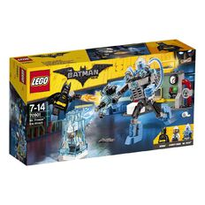Batman LEGO Mr. Freeze  Ice Attack  70901