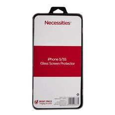 Necessities Brand iPhone 5/5S Glass Screen Protector