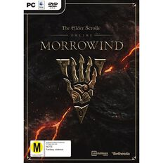 PC Games Elder Scrolls Online Morrowind